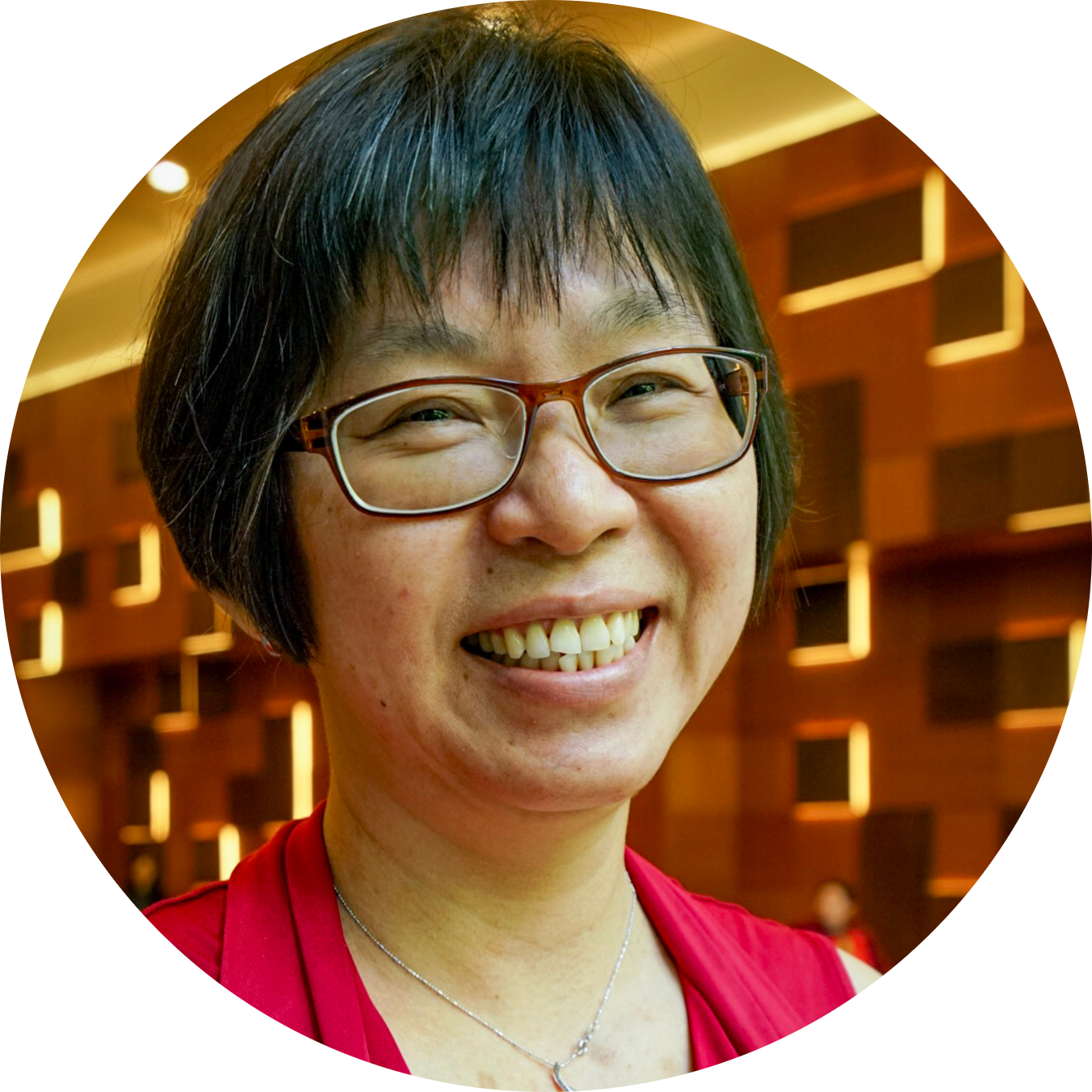 Sister Seah Chiew Kwan : Lecturer