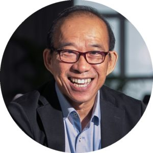 Pastor Vincent Goh : Lecturer, Board of Director