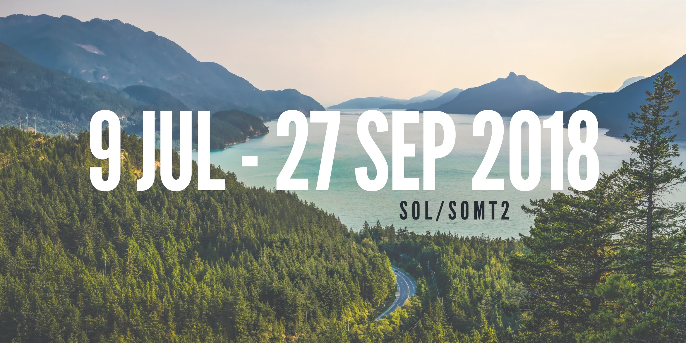 SOL 2018 & SOM Term 2 is open for registration! Sign up now!