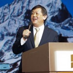 Rev. Yang Tuck Yoong, chairman of the board of directors of TLBS