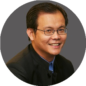 Rev Chua Seng Lee : Lecturer