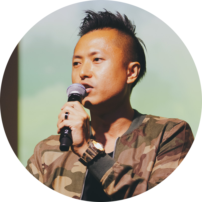Pastor Norman Ng : Lecturer